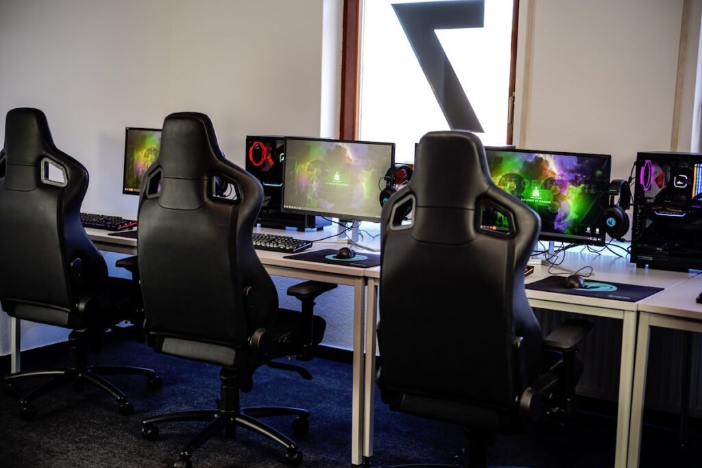 Benefits of Gaming Chairs