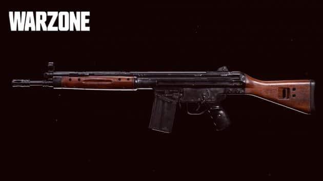 Best Warzone Assault Rifle Loadouts C58