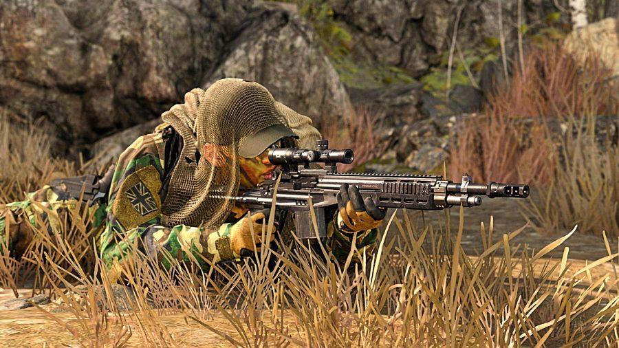 Best Warzone Sniper Loadouts