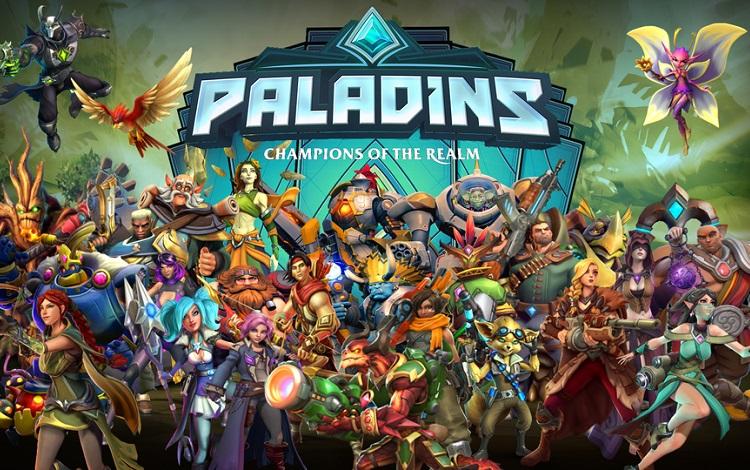 about paladins